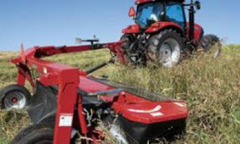 Case Ih Mowers and Conditioners, Perform Clean Cuts and