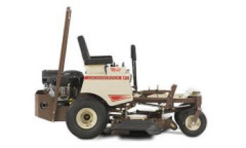 Grasshopper Midmount True Zero Mowers With Optional Rear and Side