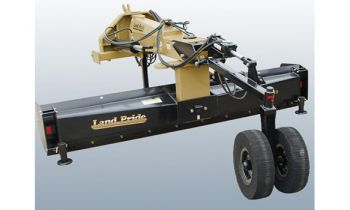 Land Pride Dirtworking Tools, Reshape Soil Profile, Loosen