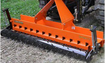 Land Pride Dirtworking Tools, Reshape Soil Profile, Loosen Clumps