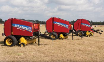 New Holland Haytools and Spreaders, Collect Hay and Prepare