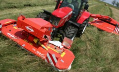 kuhn mower conditioners